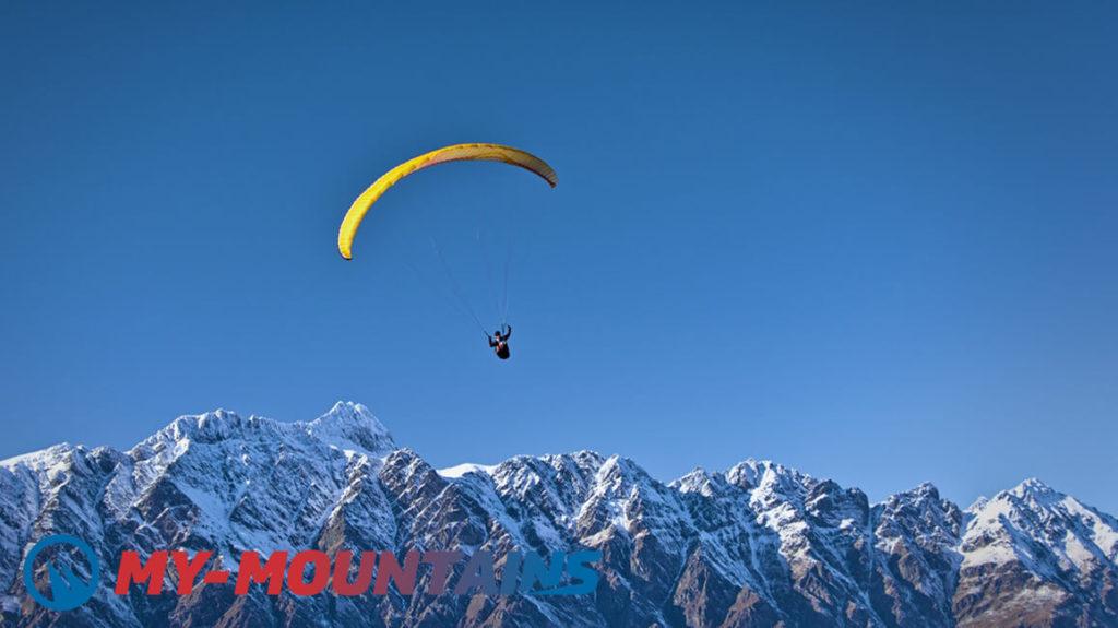 Paragliding Davos Engelberg Zermatt Verbier Zurich